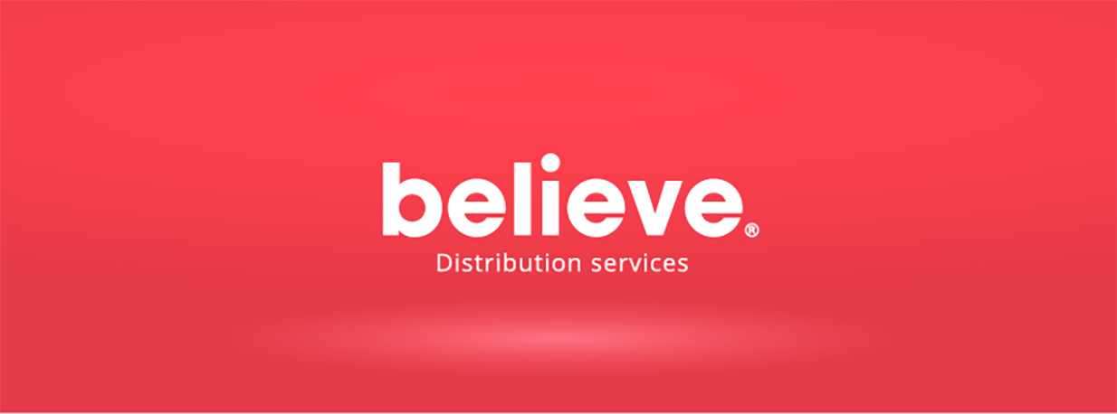 [NEWS] Believe has launched its new branding & logo!